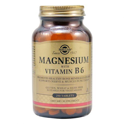 Magnesio + B6 Comprimidos 250