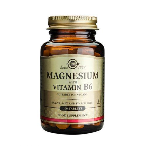 Magnesio + B6 Comprimidos 100