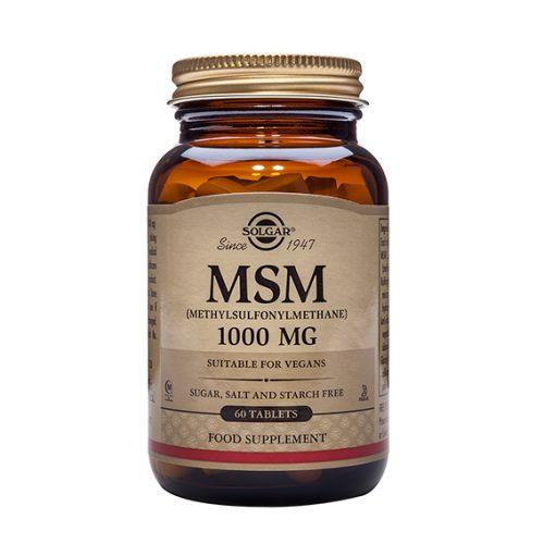 MSM 1.000 mg Comprimidos 60