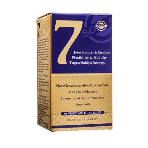 SOLGAR Nº7 Joint support & Comfort. Una al día. 30 cápsulas vegetales