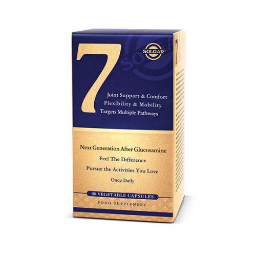 SOLGAR Nº7 Joint support & Comfort. Una al día. 90 cápsulas vegetales