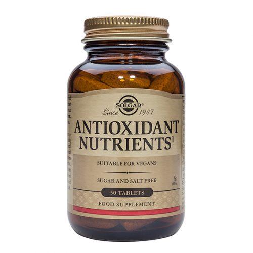Nutrientes Antioxidantes Comprimidos 50
