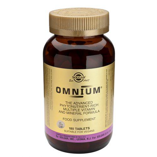 Omnium (rico en fitonutrientes) 180 Comprimidos