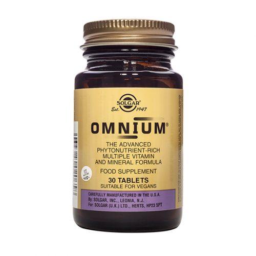Omnium (rico en fitonutrientes ) 30 Comprimidos