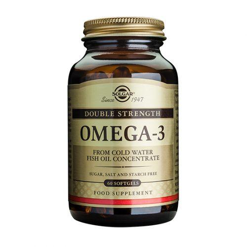 Omega 3 Alta Concentración Cápsulas Blanda 60