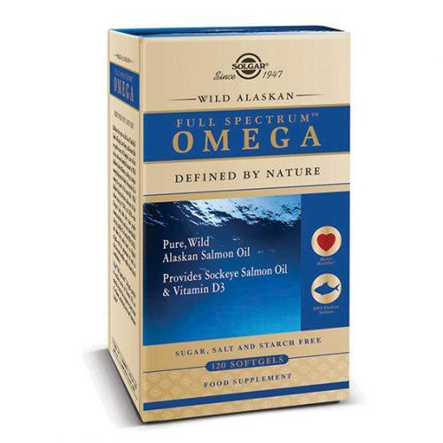 Full Spectrum Omega 120 Cápsulas Gelatina Blanda