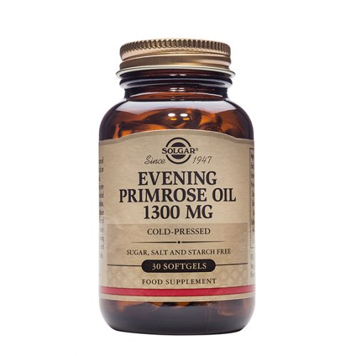 Aceite Prímula Rosa 1300 mg Cáp. Gel. Blanda 30