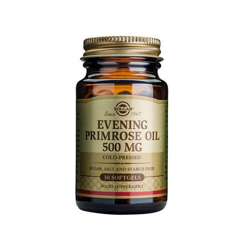 Aceite Prímula Rosa 500 mg Cáp. Gel. Blanda 30