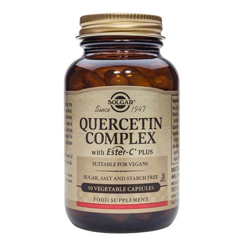 Quercitina Complex 50 Capsulas Vegetales