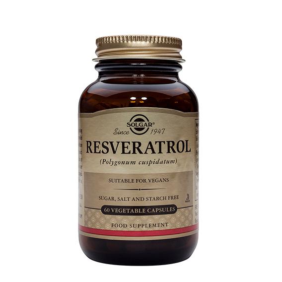 Resveratrol 60 Cáps. Vegetal
