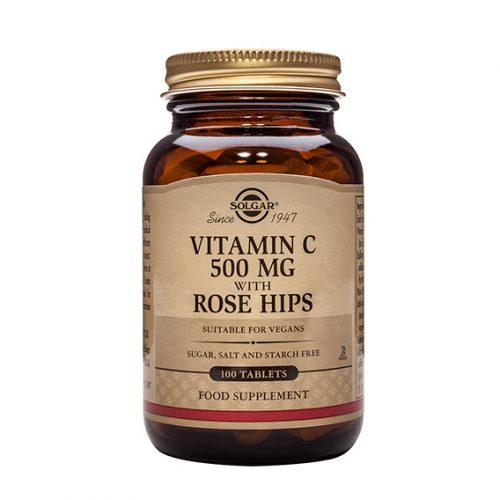 Rose-Hips C 500 mg Comprimidos 100