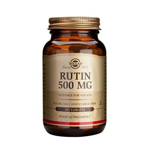 Rutina 500 mg. Comprimidos 100