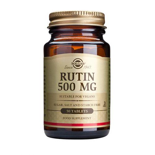 Rutina 500 mg Comprimidos 50