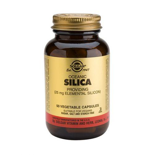 Sílice Oceánico 25 mg Comprimidos 50