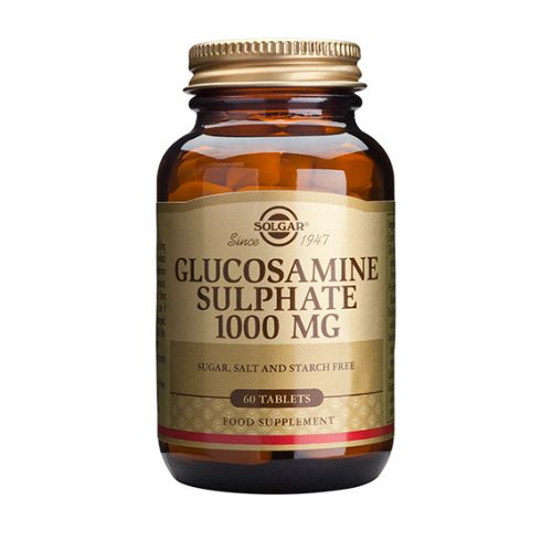 Sulfato de Glucosamina 1.000 mg 60 Comprimidos