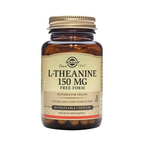 L-Teanina 150 mg Cáp. Veg. 60