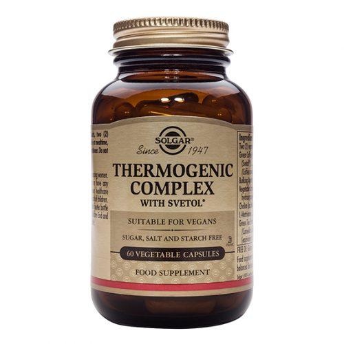Thermogenic Complex con Svetol 60 cápsulas vegetales