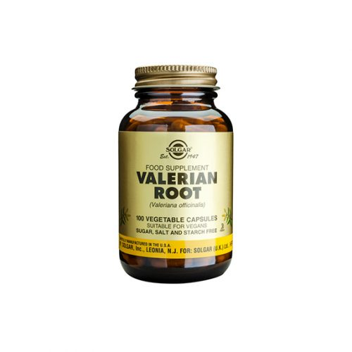 Valeriana (Valeriana Officinalis) 520 mg 100 Vegicaps