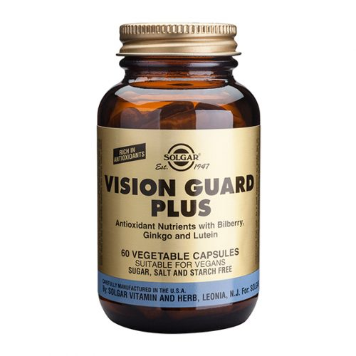 Vision Guard Plus 60 Cápsulas Vegetales