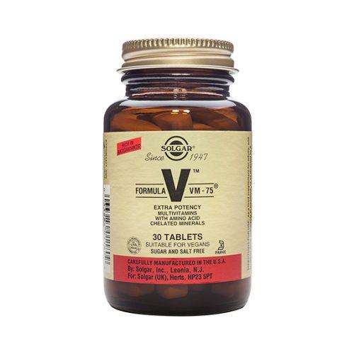 Fórmula VM 75 Uno al Día 30 Comprimidos