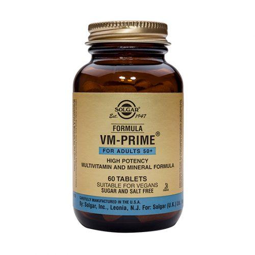 Fórmula VM Prime Adultos + 50 Años 60 Comprimidos