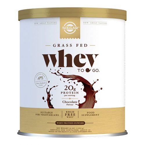 Whey to Go Proteína en Polvo (Chocolate) 1.162 gr Nueva Formula