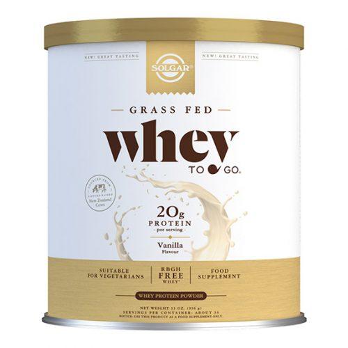 Whey to Go Proteína en Polvo (Vainilla) 907gr Nueva Formula
