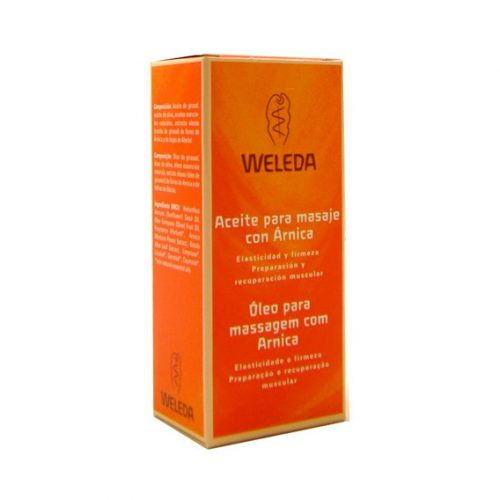 Árnica Aceite para Masaje 50 ml