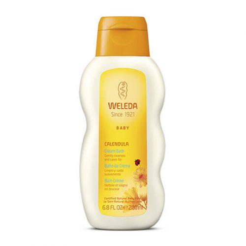 Baño Crema de Caléndula 200 ml