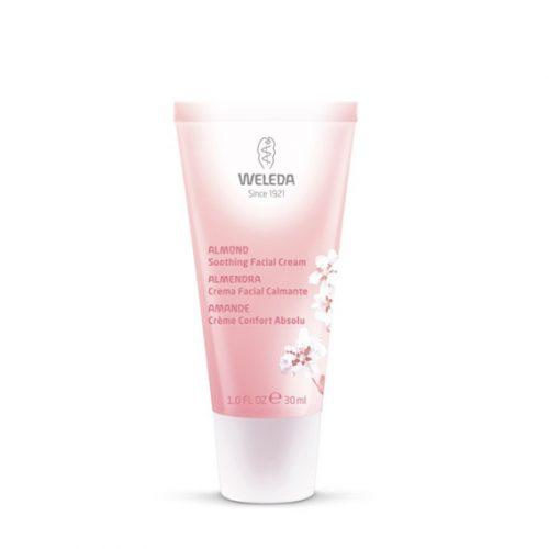 Crema Facial Calmante de Almendra 30 ml