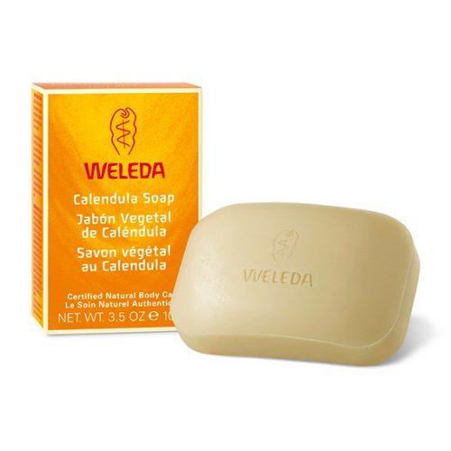 Jabón Vegetal de Caléndula 100 gr